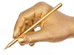gouden Potlood