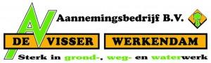 Logo A. de Visser Werkendam